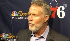 Brett Brown | Postgame @ Trailblazers (12.30.18)