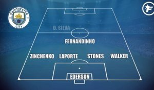 Manchester City - Liverpool : les compositions probables