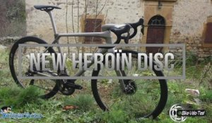 "Bike Vélo Test - Cyclism'Actu a testé le ""New Heroïn disc"""