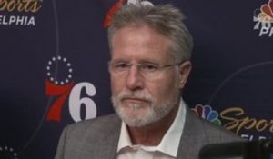 Brett Brown | Postgame vs Wizards (1.9.19)