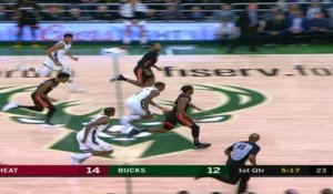 Miami Heat at Milwaukee Bucks Raw Recap