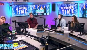 Les QTTR (16/01/2019) - Le Vacher Time