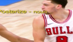 Talking NBA - Zach LaVine - Posterize
