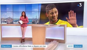 L'avion d'Emiliano Sala a disparu en mer