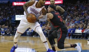 NBA : Le Thunder illumine le Top 5
