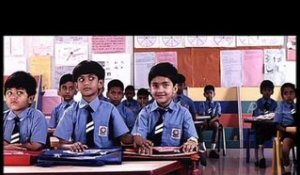 Ramcharan | Tamil Movie | Scenes | Clips | Comedy | Songs | Pooja with school children