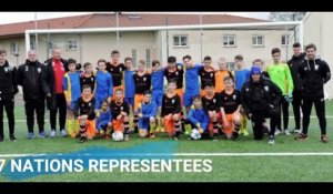 PRESENTATION TOURNOI INTERNATIONAL U12 U13