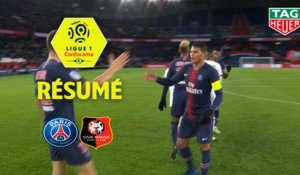 Paris Saint-Germain - Stade Rennais FC (4-1)  - Résumé - (PARIS-SRFC) / 2018-19