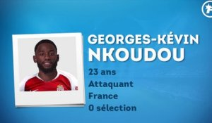 OFFICIEL : Georges-Kévin Nkoudou débarque à l'AS Monaco