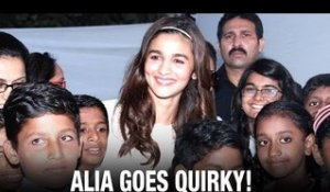 Alia Bhatt wins hearts and smiles!