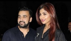 Shilpa Shetty With Raj Kundra At Dinner Date With Friends