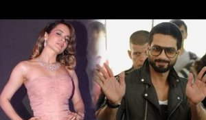Revealed! Kangana Says There's No Problem Between Shahid and her