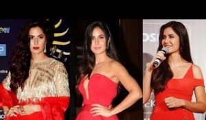 Katrina Kaif's SHOCKING OBSESSION With Exotic Red Outfits