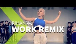 Rihanna - Work ft. Drake (R3hab Remix) / LIGI Choreography.