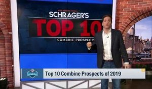 Schrager's top 10 2019 NFL Scouting Combine prospects
