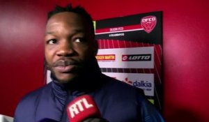 DFCO-OM (1-2) : la réaction du capitaine Steve Mandanda