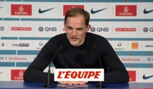 Tuchel «Il y a beaucoup de plans B» - Foot - L1 - PSG