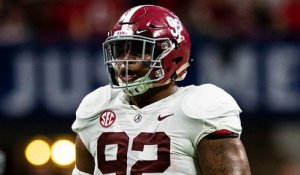 Why Quinnen Williams is Peter Schrager's 6th-best scouting combine prospect