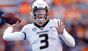 Kay Adams: Drew Lock can 'put on a show' at the combine