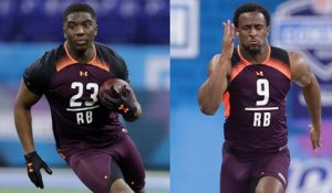 Daniel Jeremiah highlights top RB performances from NFL combine