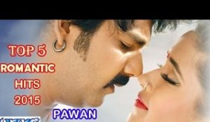 Top 5 Bhojpuri Romantic Song ||  Pawan Singh 1 | JukeBOX || Vol 1