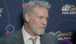 Brett Brown | Postgame vs Rockets (3.8.19)
