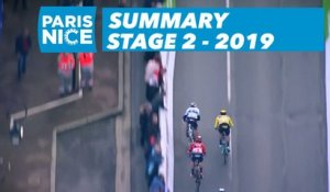 Summary - Stage 2 - Paris-Nice 2019