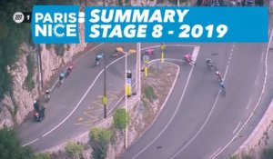 Summary - Stage 8 - Paris-Nice 2019