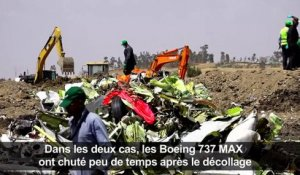 "Ethiopian Airlines : ""similitudes"" avec le crash de Lion Air"