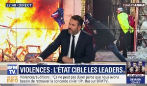 Violences: l'Etat cible les leaders (1/2)