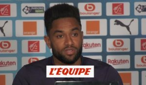 Amavi «On a basculé du bon côté» - Foot - L1 - OM