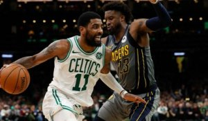 NBA - Top 10 : Irving, star de la nuit