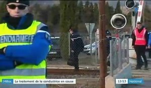 Accident de Millas : le traitement de la conductrice en cause