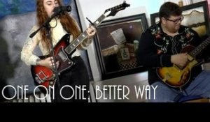 ONE ON ONE: Kim Logan And The Hydramatic - Better Way 21st, 2016 Outlaw Roadshow Session
