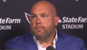 Keim: 'I never said I was' open to drafting a QB