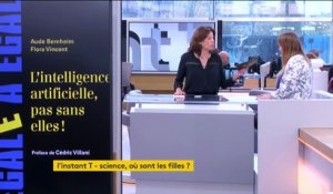 L'instant T d'Aude Bernheim, au secours de l'intelligence artificielle