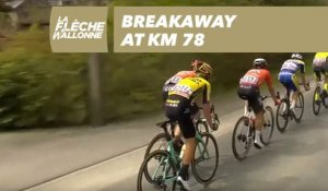 The Breakaway - La Flèche Wallonne 2019