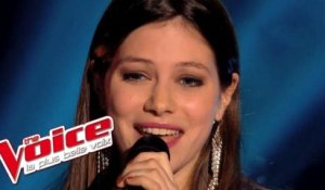 Edith Piaf - L'Hymne à l'amour | Teiva | The Voice France 2014 | Blind Audition