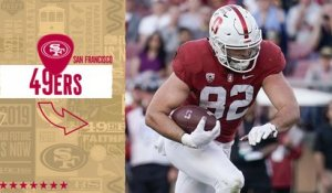 49ers select Kaden Smith No. 176 in the 2019 draft