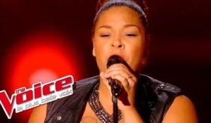 Rihanna et Calvin Harris - We Found Love | Maliya Jackson | The Voice France 2015 | Blind Audition