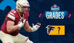 Daniel Jeremiah grades the Falcons' 2019 draft class