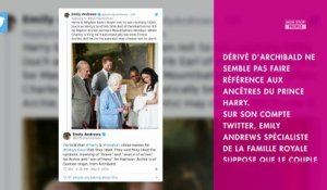 Archie Harrison : Les origines du prénom du royal baby d'Harry et Meghan