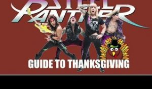 Steel Panther's Guide to Thanksgiving  #1