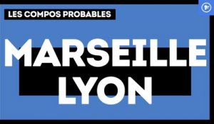 OM-OL : les compos probables