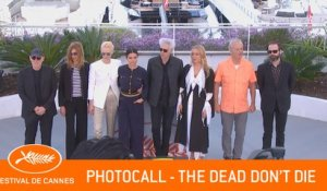 THE DEAD DON'T DIE - Photocall - Cannes 2019 - EV