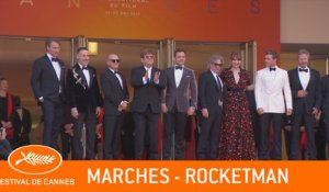 ROCKETMAN - Les Marches - Cannes 2019 - VF