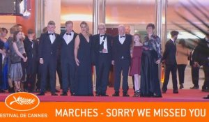 SORRY WE MISSED YOU - Les Marches - Cannes 2019 - VF