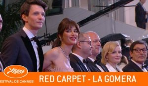 GOMERA - Red Carpet - Cannes 2019 - EV