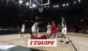 Clyburn MVP du Final Four - Basket - Euroligue (H)