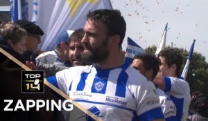 TOP 14 – Le Zapping de la J25– Saison 2018-2019
